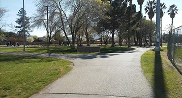 William J. McAdam Park Photo
