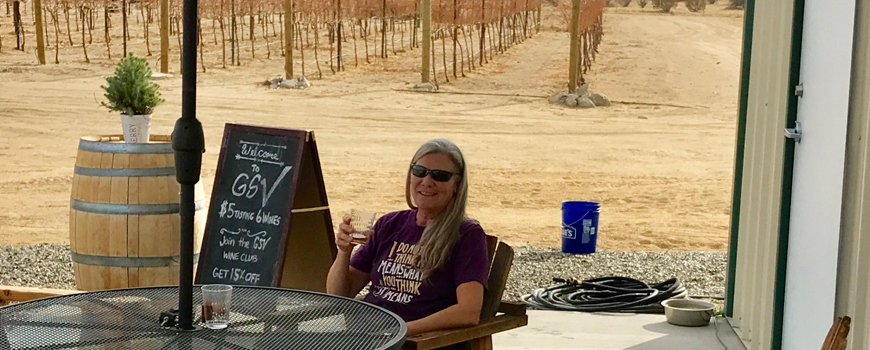 Wine Tasting at Golden Star Vineyards & Winery