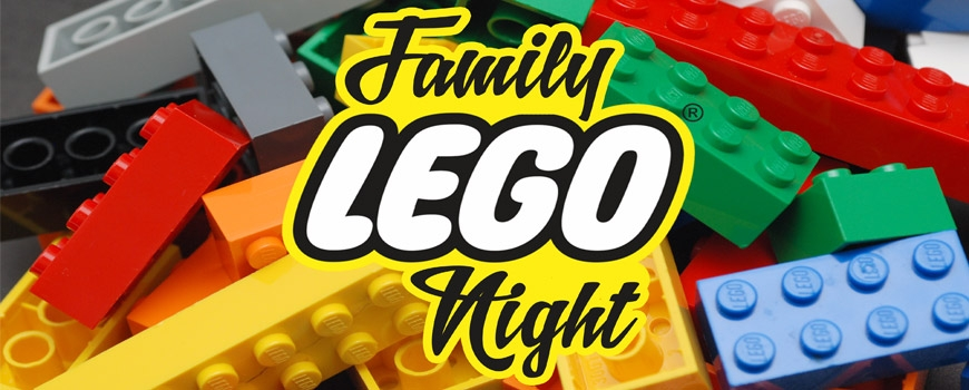 Family LEGO Night at Rosamond Library