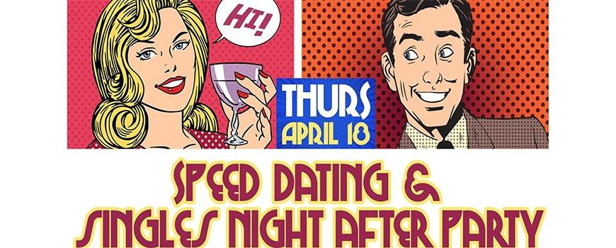 singles night speed dating