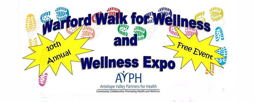 Warford Wellness Walk & Wellness Expo