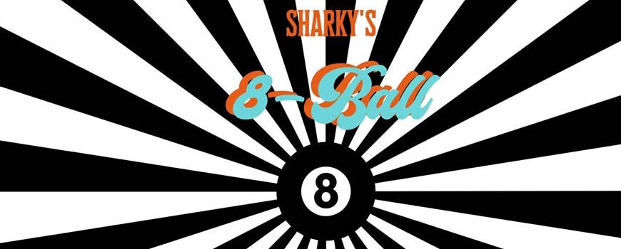 Friday 8-Ball Tournament at Sharky's Billiards