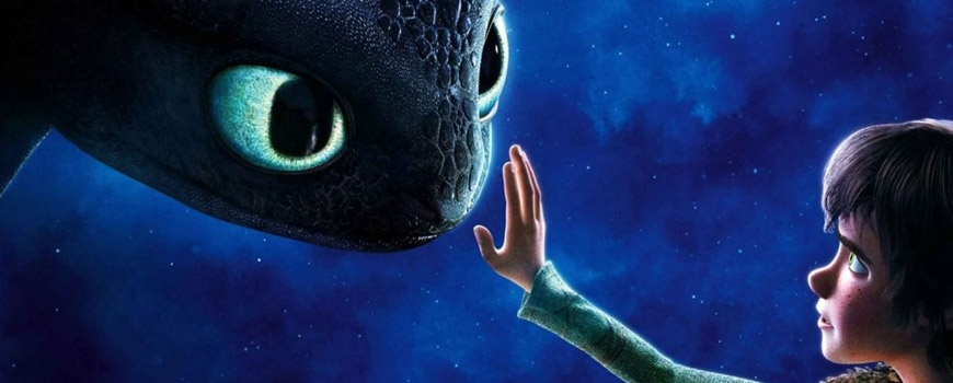 How to Train Your Dragon at Palmdale Amphitheater