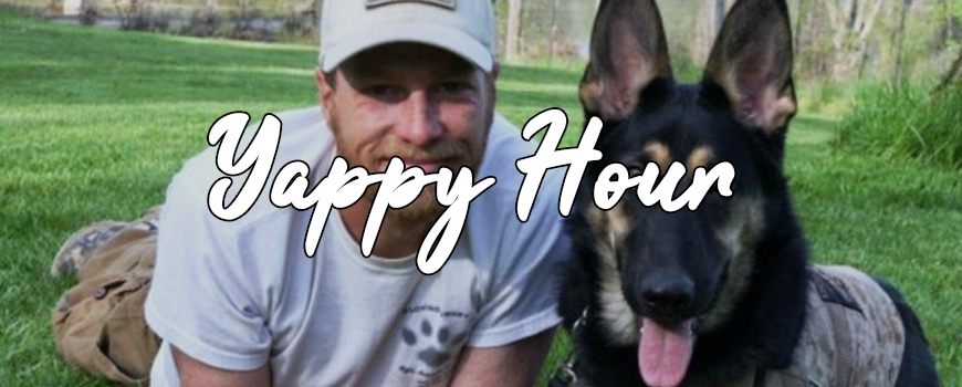 Yappy Hour - Thankful Edition at Yellen Dog Park