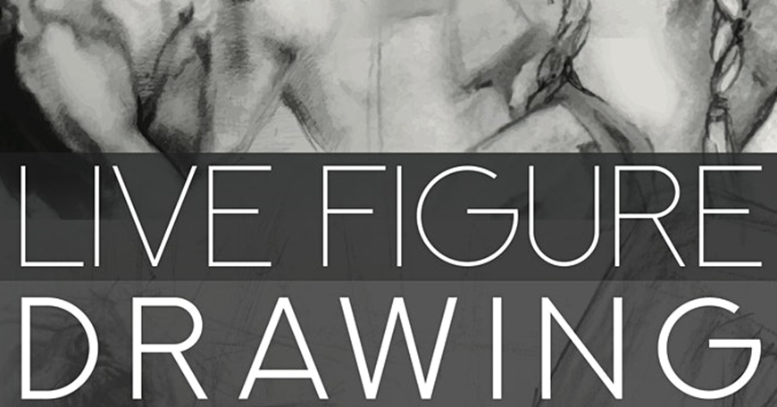 MOAH: CEDAR's Live Figure Drawing Sessions