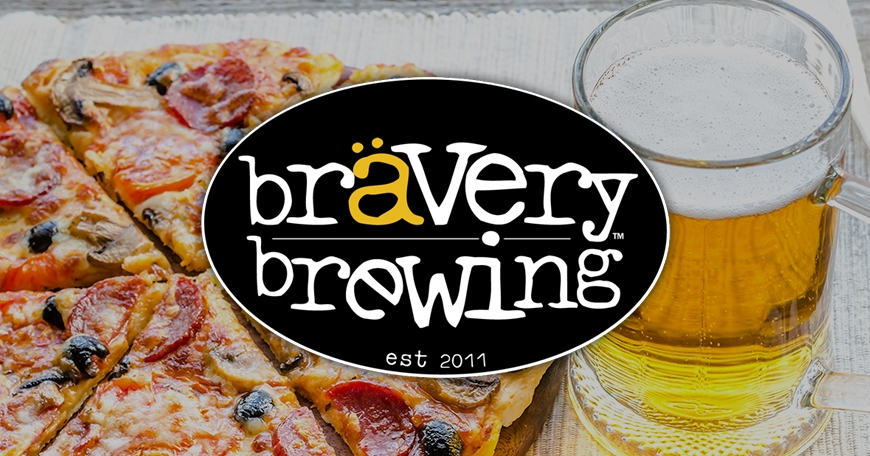 Bravery Pizza Grand Opening & Ribbon Cutting Celebration