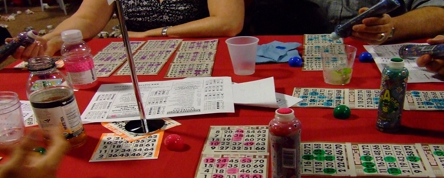 BINGO at the AV Fair and Event Center