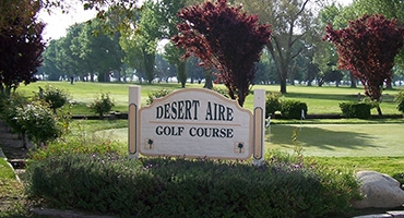 Desert Aire Golf Course Photo