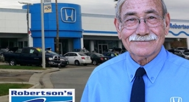 Robertson's Palmdale Honda Welcomes Back...  Photo