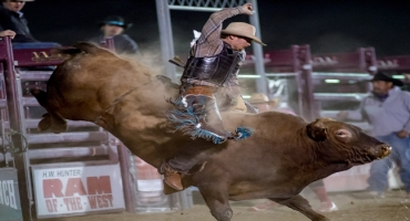 Ram PRCA California Circuit Finals Rodeo Returns...  Photo