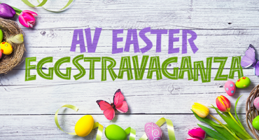 AV Easter Eggstravaganza! Photo