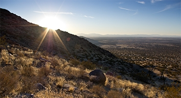 1. Saddleback Butte Photo