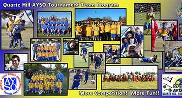 Quartz Hill AYSO VIP Teams Photo