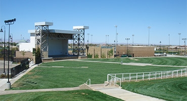 Palmdale Amphitheater Photo